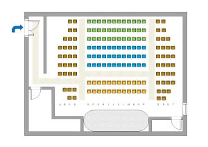 seating room plan