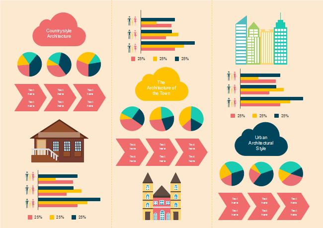 architecture survey infographic