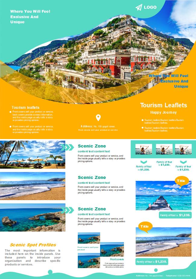 top 10 free brochure templates