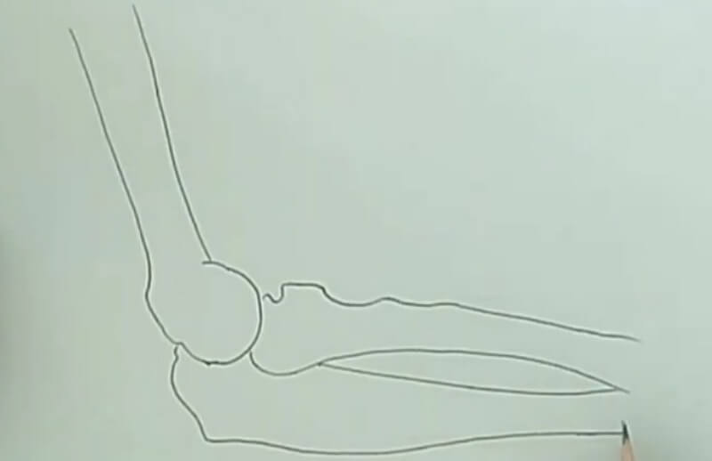 How to Create Elbow Joint Drawing from Sketch