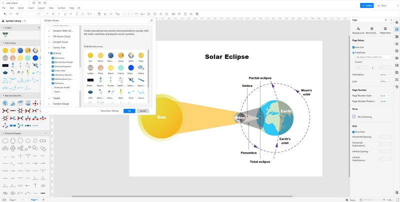 How to Create Solar Eclipse Online