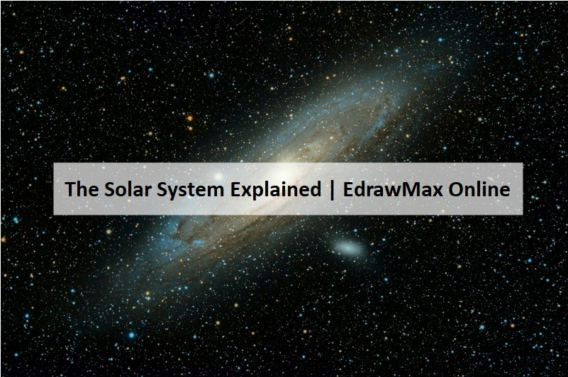 the solar system image