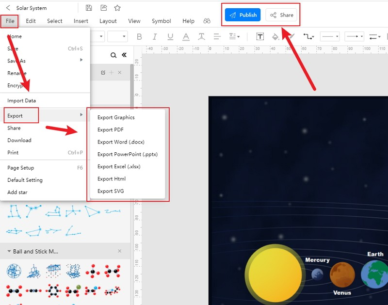 How to Create Solar System Online
