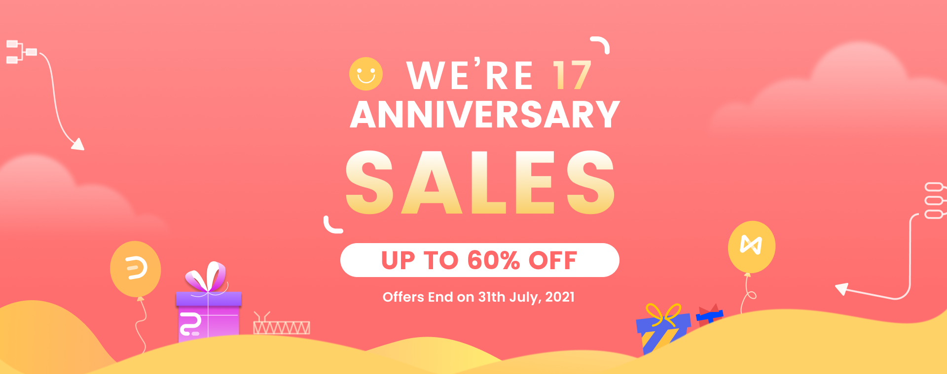 edraw anniversary sales