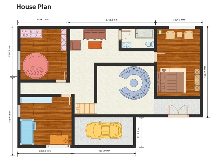 building design house plan