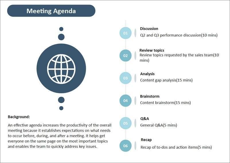 Artful Agenda