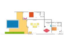Swim Pool Floor Plan