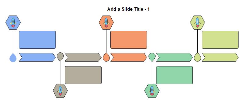 Blank Timeline Templatefor PowerPoint