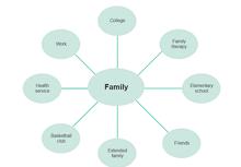 Family Ecomap