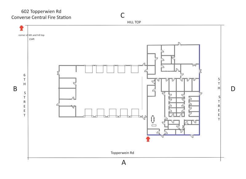 Central Station Floor Plan