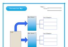 Interactive Persuasion Map