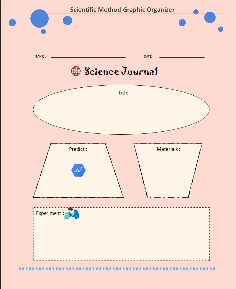 Scientific Graphic Organizer