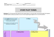 Story Web Organic Organizer