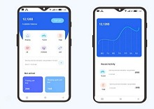 Android Wireframe Example