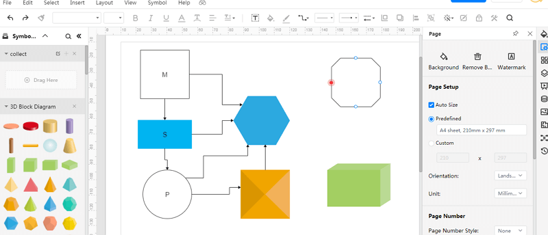 How to Make A Block Diagram in EdrawMax