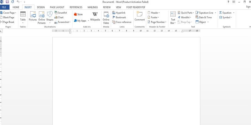 how to make an block diagram in Word
