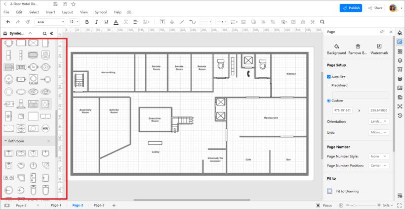 How to make a blueprint