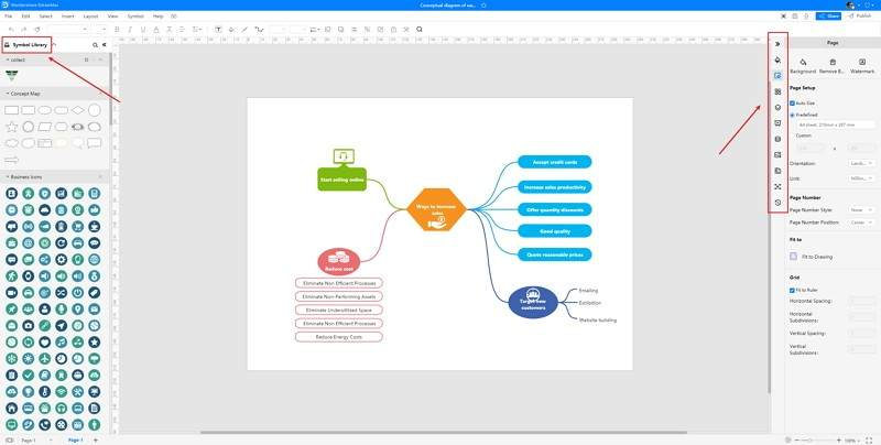 How to Make A Concept Map in EdrawMax