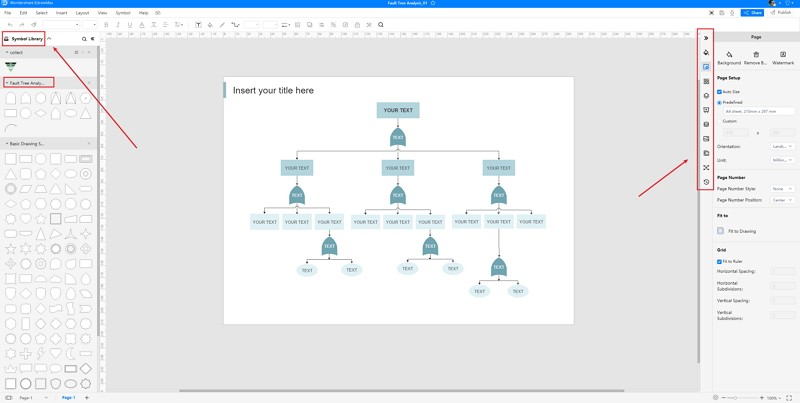 How to Make A Fault Tree Analysis in EdrawMax