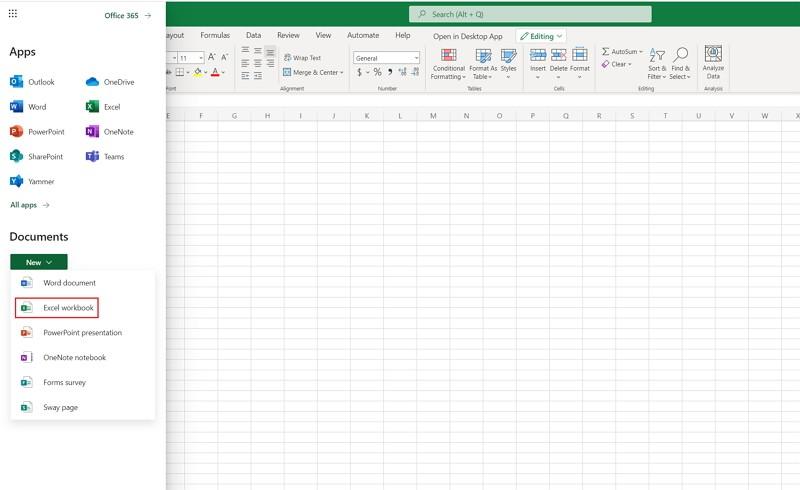 how to make a genogram on Excel