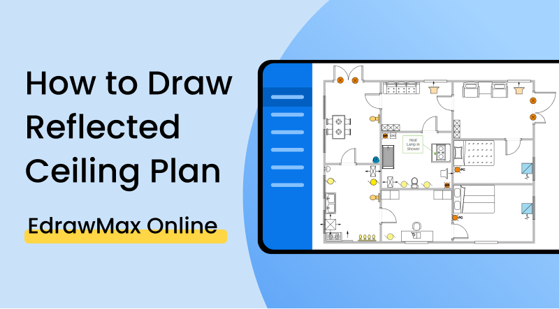 How to Draw a Reflected Ceiling Plan