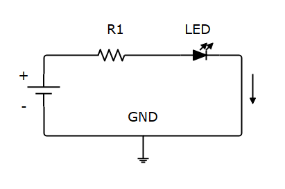 Example of a Circuit Diagram