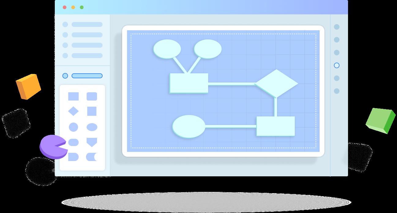 Online Entity Relationship Diagram Erd Tool Edrawmax