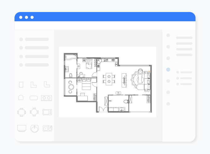 Easy-to-Use Floor Plan Software