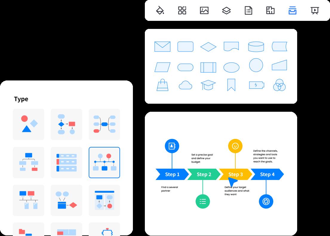 EdrawMax Online diagrams