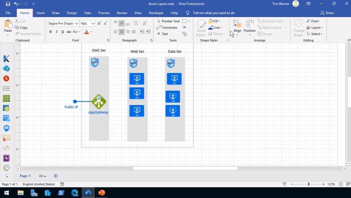 Edit Your Azure Diagram