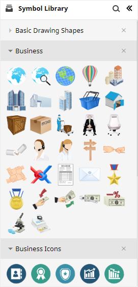 symbol library