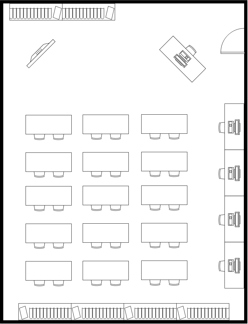 Classroom Seating Plan