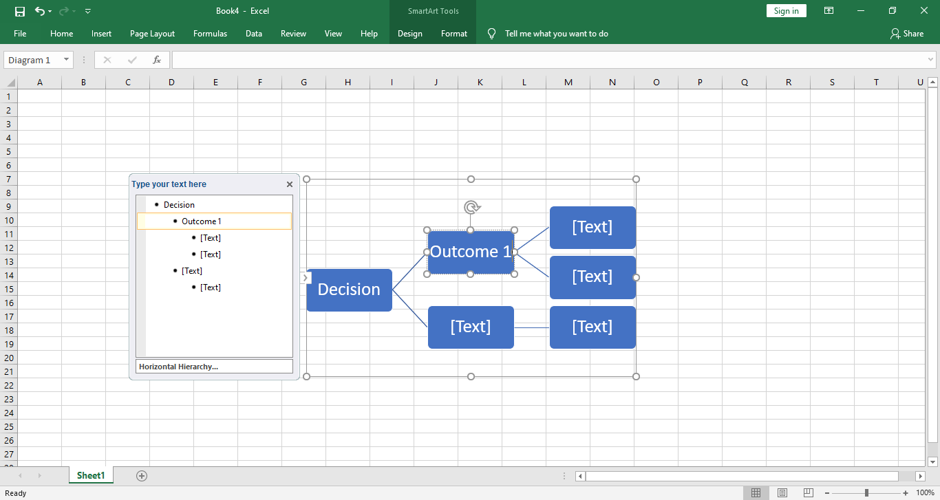 How to Make a Decision Tree in Excel   EdrawMax Online