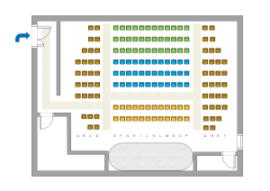 seating room plan