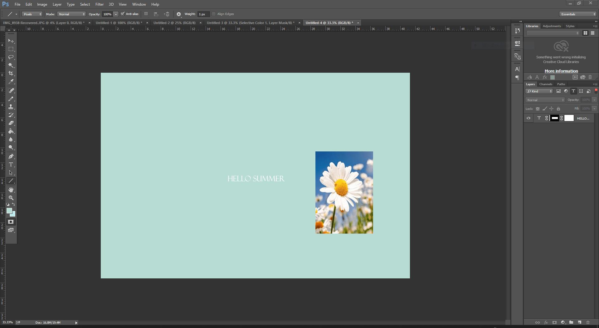Editar y personalizar la pancarta