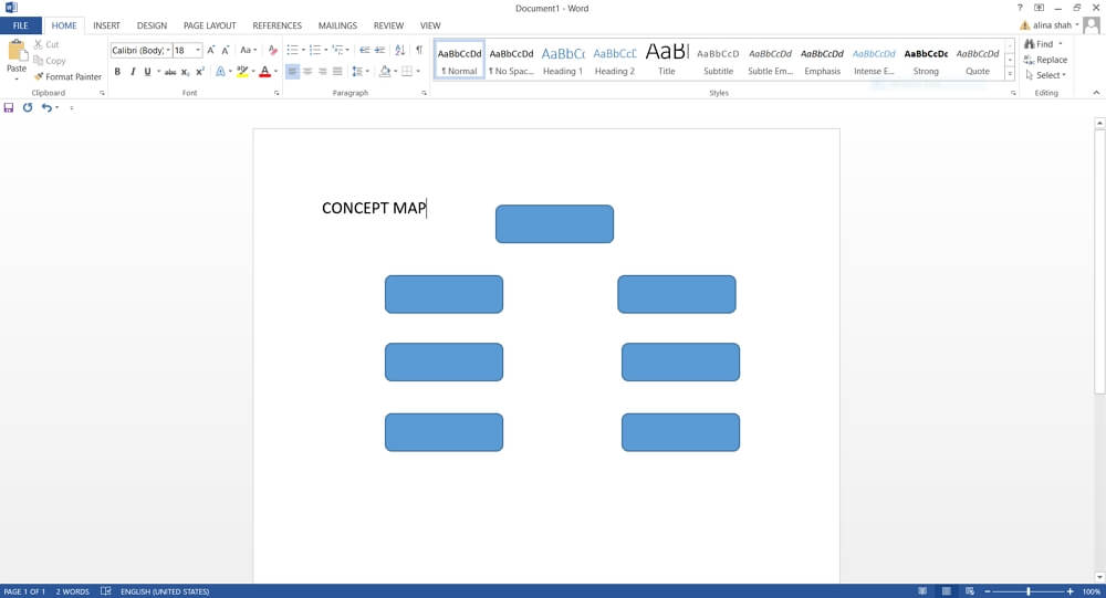 Create Map Structure