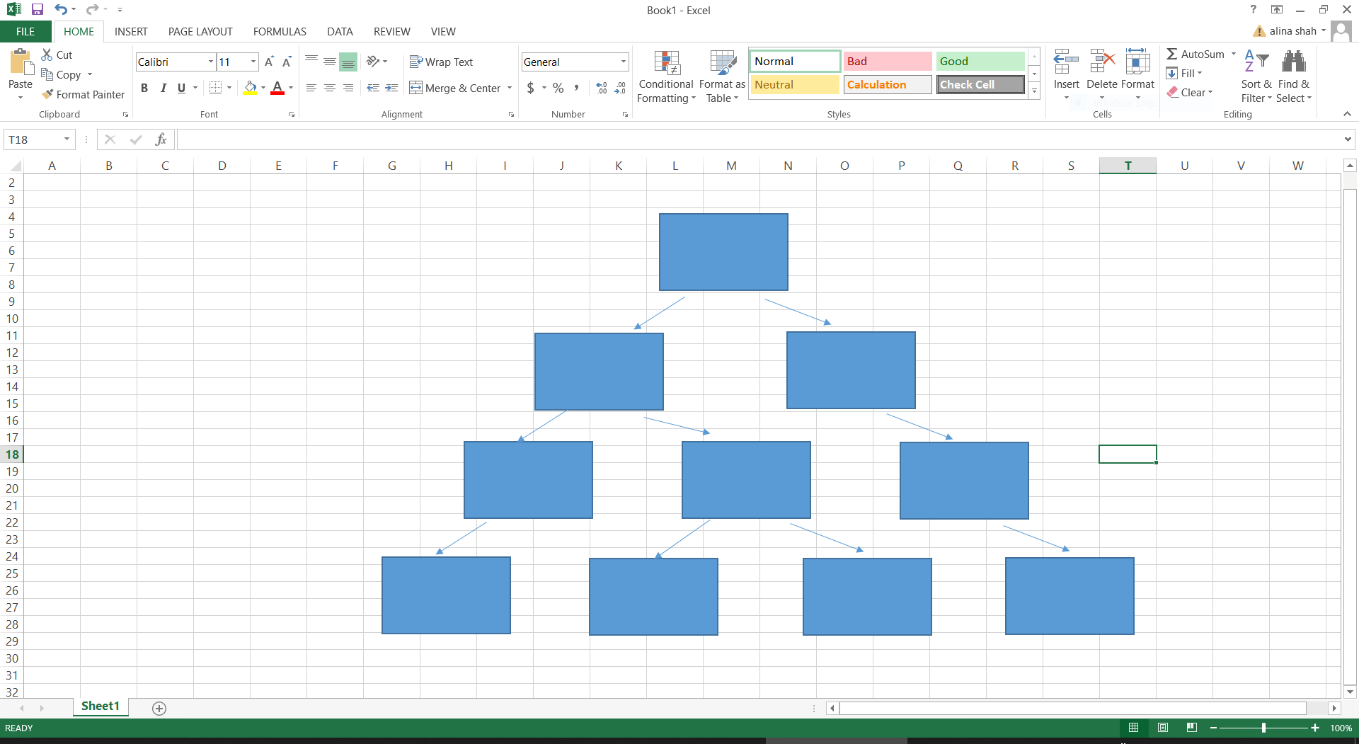 Excel Genealogy Template from images.edrawmax.com
