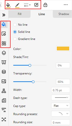edrawmax formatting tool