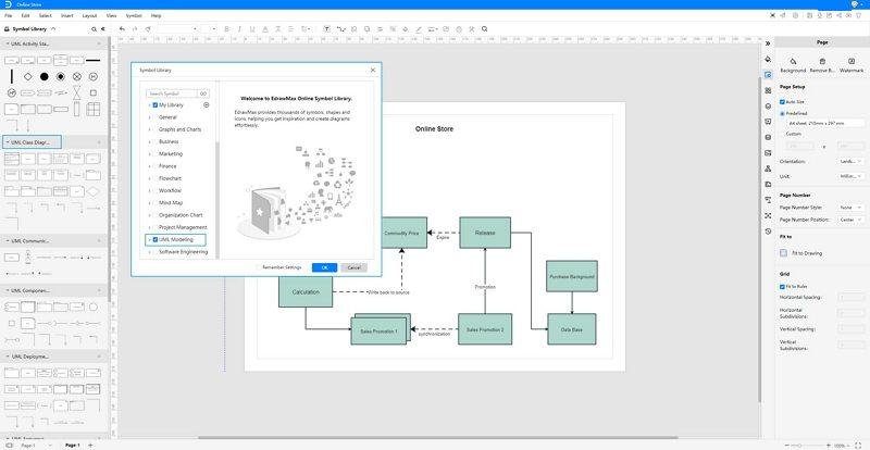 comment faire un diagramme de classe