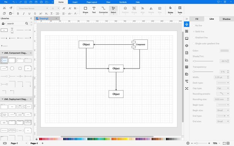 collaboration diagram step4