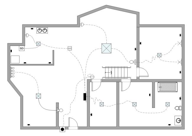 Basic Electrical Plan