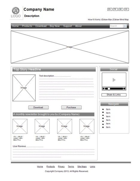 What is Wireframe