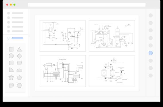 Circuit Diagram Templates