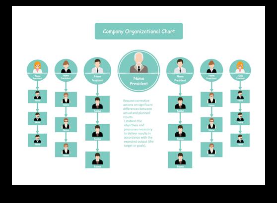 Company Org Chart