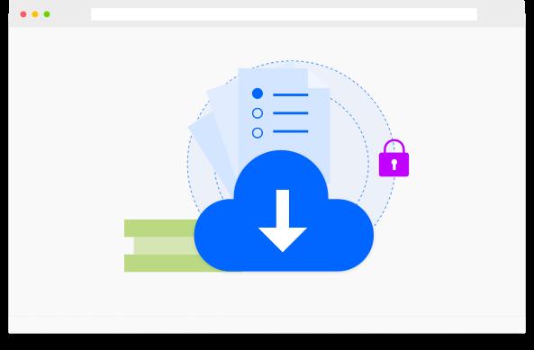 Edraw Max Keep Data Safe