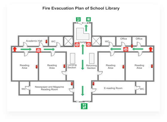 Fire Escape Plan 5