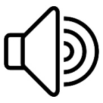 Electrical and Electronics Symbol - Loudspeaker